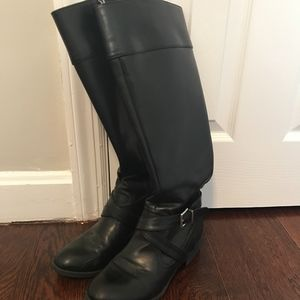 Black Boots from the LOFT